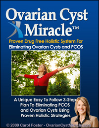 ovarian cyst miracle book download